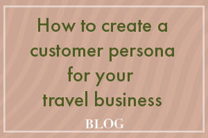How to create a customer persona