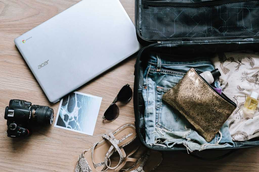 Email ideas for travel business: booking confirmation