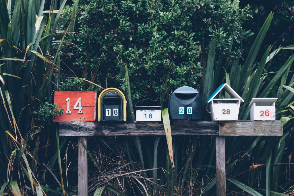 Email Ideas for travel business: Newsletter