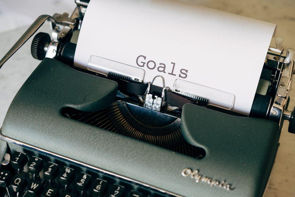 Instagram Strategy Tip: set your goals