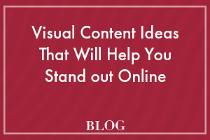 Visual Content Ideas