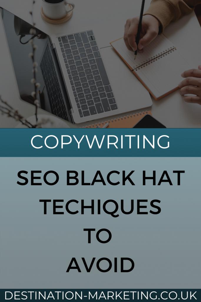 seo black hat techniques