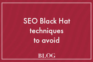 SEO black hat techniques to avoid