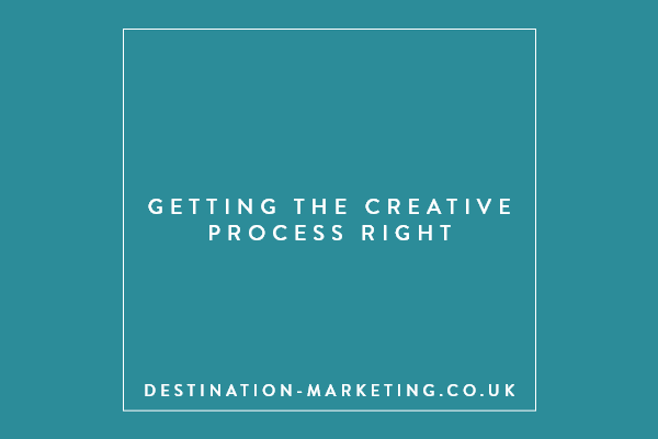 Getting the creative process right