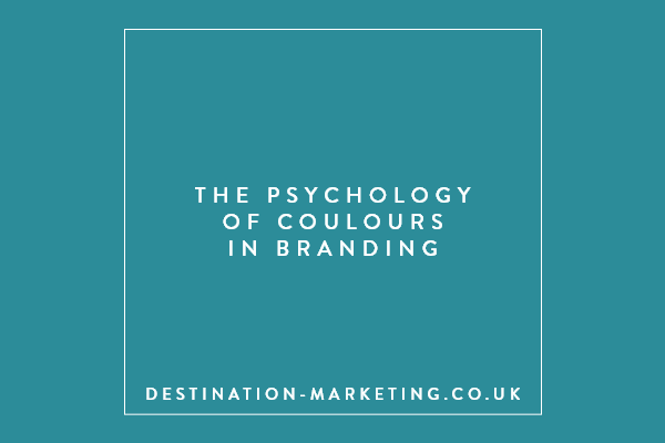 psychology of colours in branding