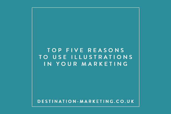 Reasons to use illustrations